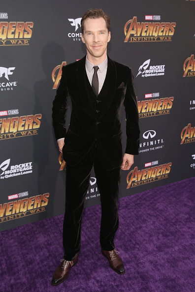 "Benedict Cumberbatch「Los Angeles Global Premiere for Marvel Studios' ""Avengers: Infinity War""」:写真・画像(19)[壁紙.com]"