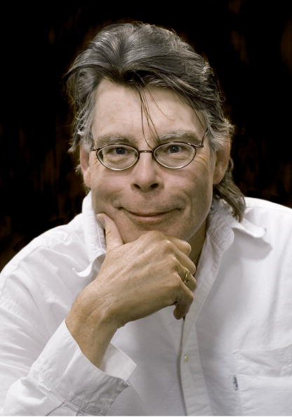 作家「Stephen King Portrait」:写真・画像(2)[壁紙.com]