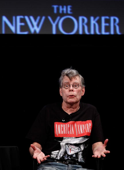 作家「The 2010 New Yorker Festival: 'The Vampire Revival'」:写真・画像(9)[壁紙.com]