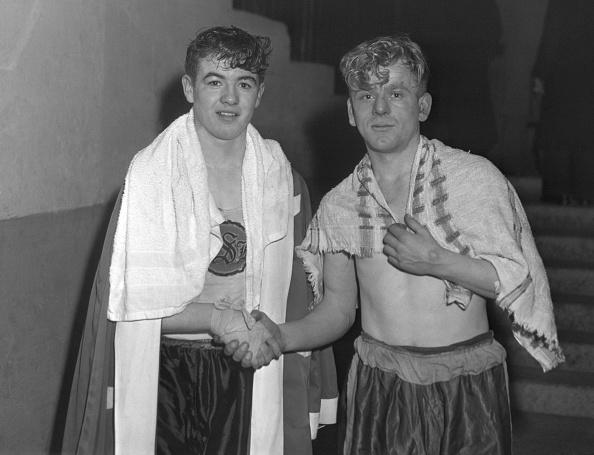 Freddie Gilroy - Boxer「Freddie Gilroy and Des Adams」:写真・画像(2)[壁紙.com]
