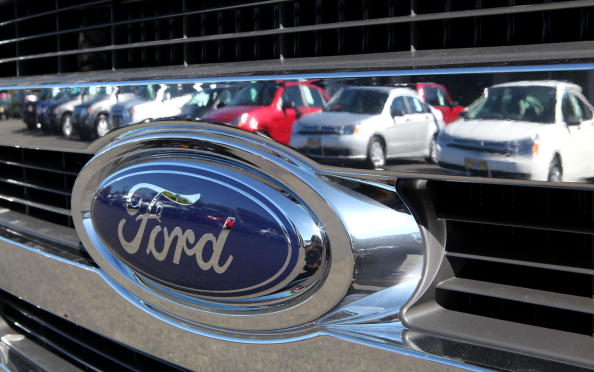 Ford Motor Company「Ford Post 1 Billion Dollar Quarterly Profit」:写真・画像(1)[壁紙.com]