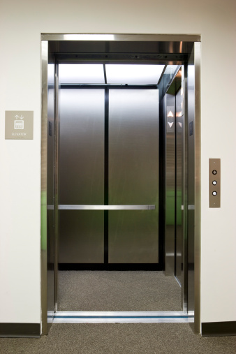 Elevator「Elevator with door open」:スマホ壁紙(17)