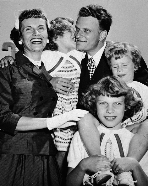Preacher「Billy Graham Reunites With Family After Tour」:写真・画像(7)[壁紙.com]