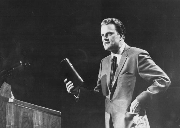 Preacher「Billy Graham」:写真・画像(3)[壁紙.com]