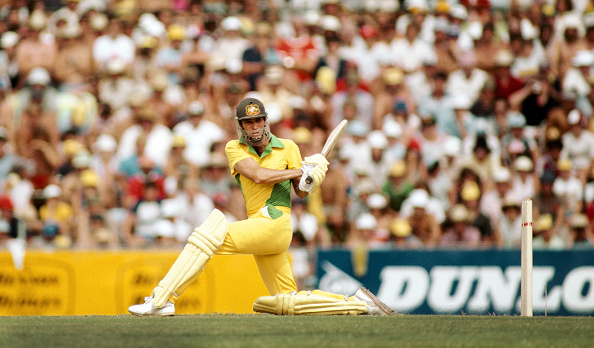 オーストラリア「John Dyson Australia V England ODI Sydney Jan 1983」:写真・画像(15)[壁紙.com]