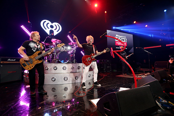 Stage - Performance Space「iHeartRadio ICONS With Sammy Hagar And The Circle: Inside The Making of Space Between At The iHeartRadio Theater LA」:写真・画像(5)[壁紙.com]