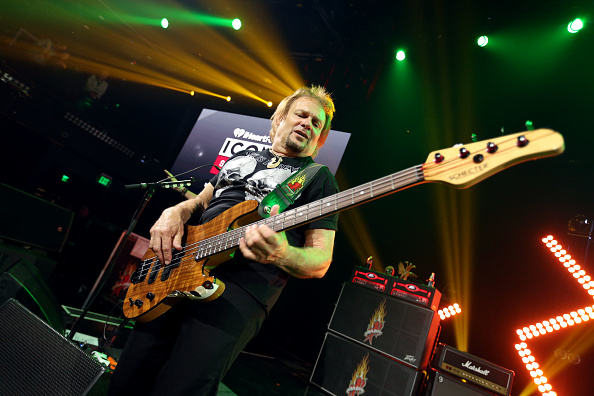 Stage - Performance Space「iHeartRadio ICONS With Sammy Hagar And The Circle: Inside The Making of Space Between At The iHeartRadio Theater LA」:写真・画像(11)[壁紙.com]