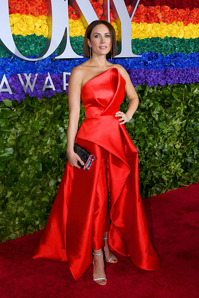 High Low Dress「73rd Annual Tony Awards - Arrivals」:写真・画像(15)[壁紙.com]