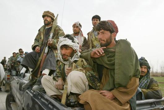 Taliban「Former Northern Alliance Travel to Gardez」:写真・画像(18)[壁紙.com]
