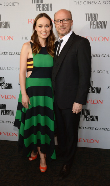 """Dimitrios Kambouris「The Cinema Society And Revlon Host A Screening Of Sony Pictures Classics' """"Third Person"""" - Arrivals」:写真・画像(12)[壁紙.com]"""
