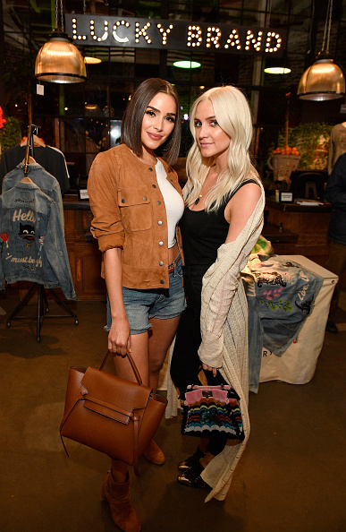 Ashlee Simpson「Lucky Brand Presents Lucky Lives On FW 2017 Preview」:写真・画像(3)[壁紙.com]