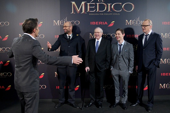 Carlos Alvarez「'El Medico' ('The Physician') Madrid Premiere」:写真・画像(4)[壁紙.com]