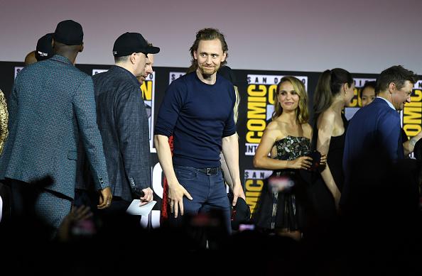Comic con「2019 Comic-Con International - Marvel Studios Panel」:写真・画像(9)[壁紙.com]