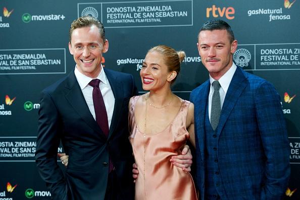 Sienna Miller「63rd San Sebastian Film Festival: 'High-Rise' Premiere」:写真・画像(15)[壁紙.com]