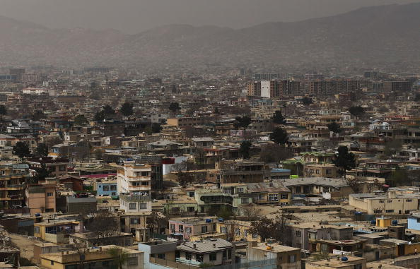 Kabul「Ancient Bala Hissar Fortress In Kabul Now Largely Ignored」:写真・画像(6)[壁紙.com]