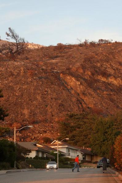 Risk「Station Fire Leaves Conditions Ripe For Major Mudslides During Rainy Season」:写真・画像(18)[壁紙.com]
