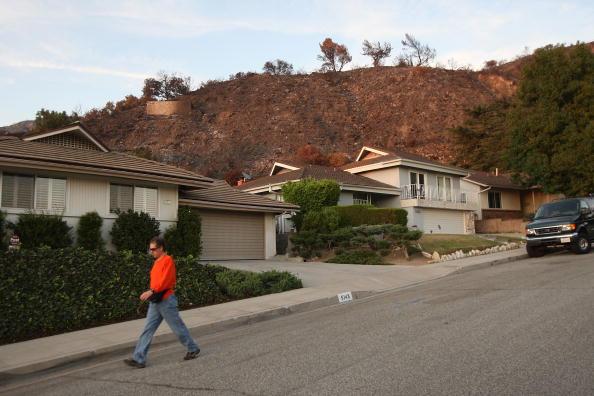 Risk「Station Fire Leaves Conditions Ripe For Major Mudslides During Rainy Season」:写真・画像(17)[壁紙.com]