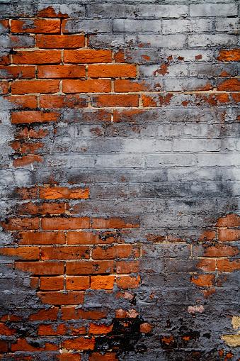 Brick Wall「grungy brick wall」:スマホ壁紙(5)