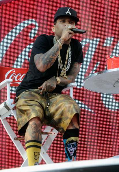One Man Only「2013 BET Experience - 106 & Park Live Presented By Coke」:写真・画像(0)[壁紙.com]