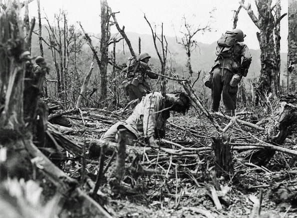 Pacific War「WW II Philippines」:写真・画像(3)[壁紙.com]