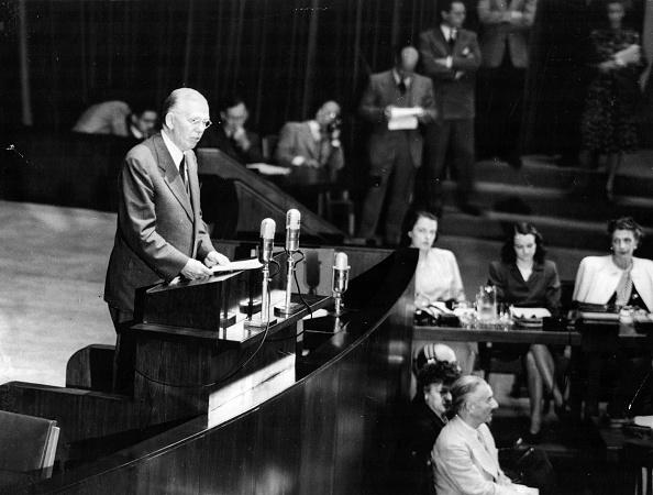 Secretary Of State「George Marshall」:写真・画像(19)[壁紙.com]