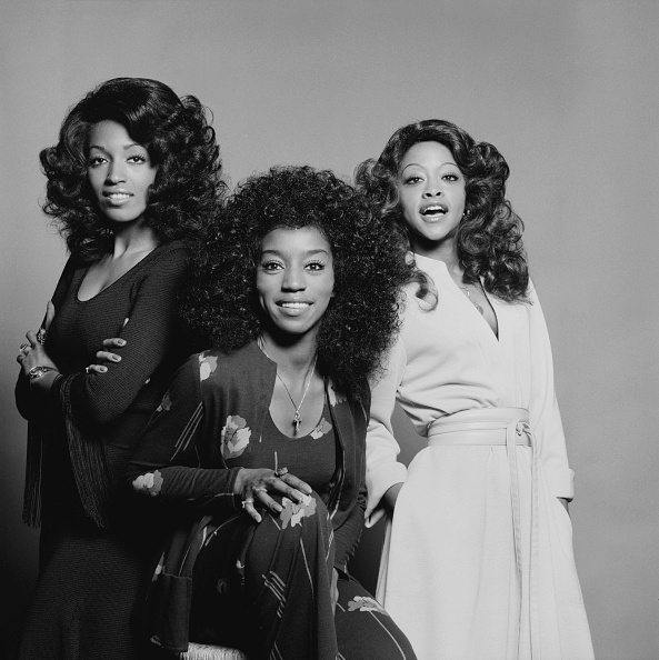 Three People「The Three Degrees」:写真・画像(5)[壁紙.com]
