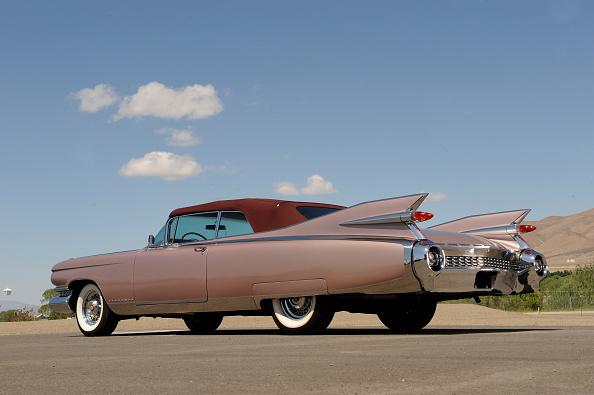 Vintage Car「Cadillac Eldorado 1959」:写真・画像(18)[壁紙.com]