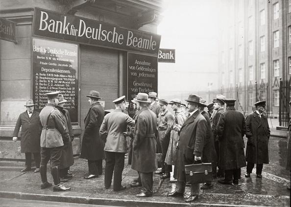 Crisis「Bankruptcy of German Civil Servant Bank」:写真・画像(7)[壁紙.com]