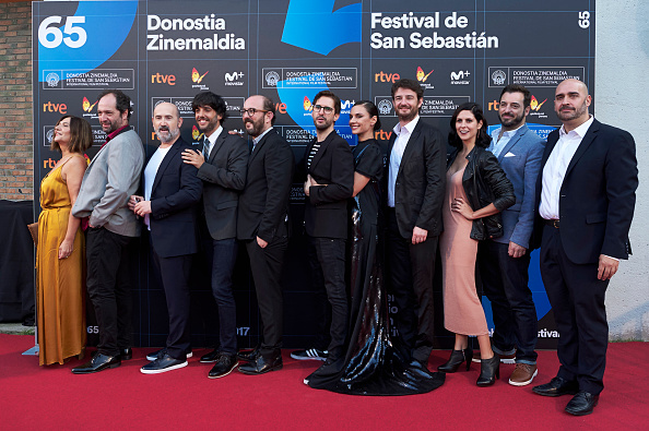 Jose Lopez「'Fe De Etarras' Premiere - 65th San Sebastian Film Festival」:写真・画像(18)[壁紙.com]