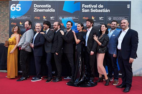 Jose Lopez「'Fe De Etarras' Premiere - 65th San Sebastian Film Festival」:写真・画像(13)[壁紙.com]