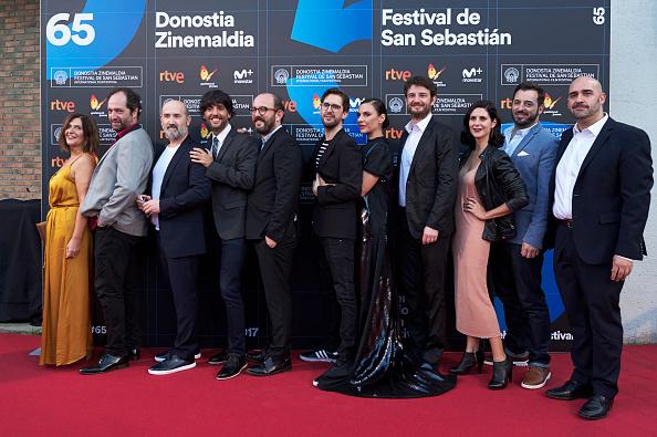 Jose Lopez「'Fe De Etarras' Premiere - 65th San Sebastian Film Festival」:写真・画像(17)[壁紙.com]