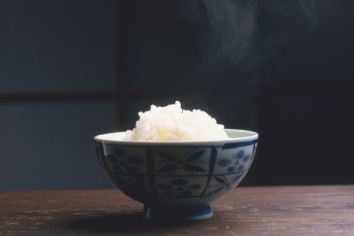 Rice - Food Staple「Bowl of rice」:スマホ壁紙(14)