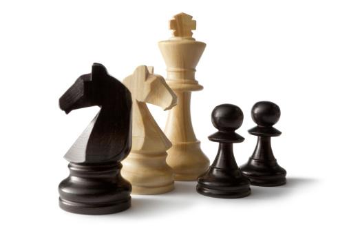 チェス「チェス:キング、ナイトを楽しむ」:スマホ壁紙(19)