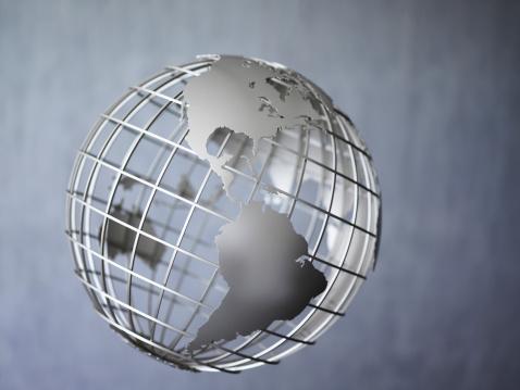 Latitude「Metal globe」:スマホ壁紙(17)