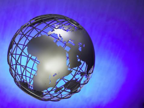 Latitude「Metal globe」:スマホ壁紙(14)