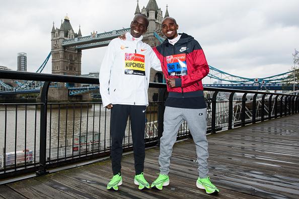 Mo Farah「London Marathon 2019 - Photocalls」:写真・画像(19)[壁紙.com]