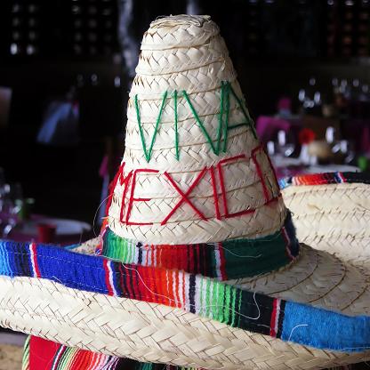 Gift Shop「Viva Mexico written on Mexican Hat.」:スマホ壁紙(11)