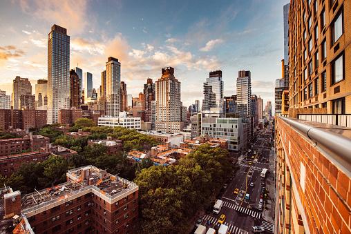 Avenue「Matching Day & Night New York Skyline」:スマホ壁紙(15)