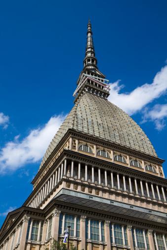 Piedmont - Italy「La Mole Antonelliana,Turin - Italy」:スマホ壁紙(6)