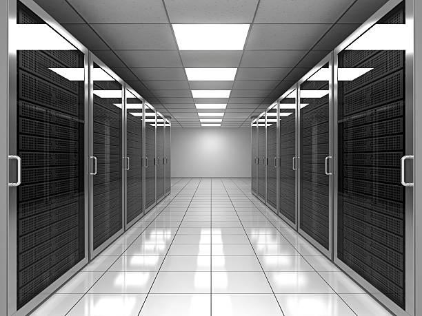 Network Server Room:スマホ壁紙(壁紙.com)