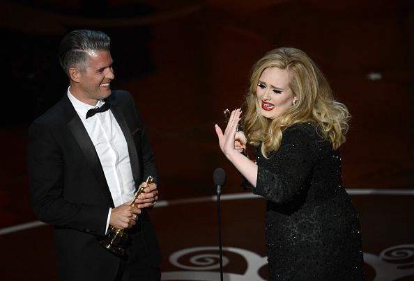 Adele - Singer「85th Annual Academy Awards - Show」:写真・画像(17)[壁紙.com]