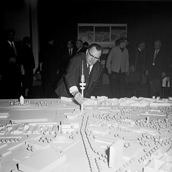 Ideas「Planung und Modell Fernmeldeturm Hamburg」:写真・画像(13)[壁紙.com]