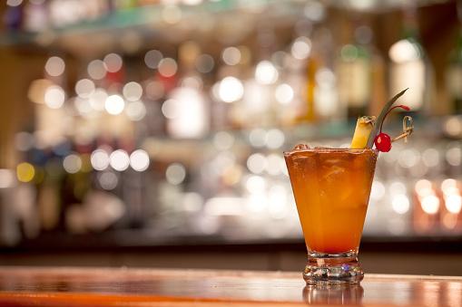 Orange - Fruit「Ma Tai Cocktail」:スマホ壁紙(2)