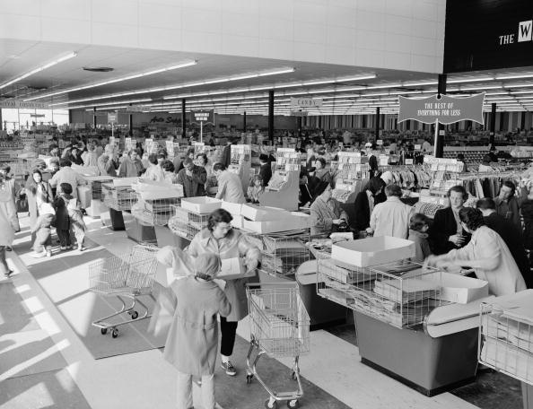 Consumerism「Department store」:写真・画像(17)[壁紙.com]