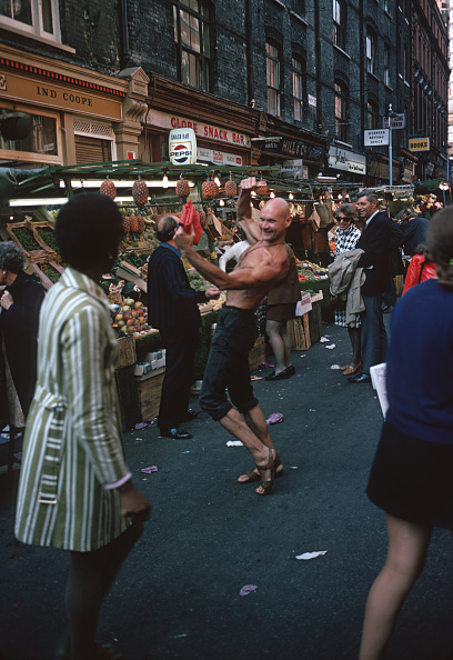 1970-1979「Soho Street Scene」:写真・画像(7)[壁紙.com]