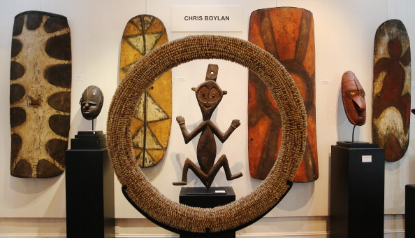 Dan Kitwood「Exhibitors Display Tribal Artwork From Around The World」:写真・画像(16)[壁紙.com]