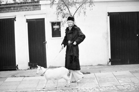 Goat「John Baldry And His Goat」:写真・画像(19)[壁紙.com]