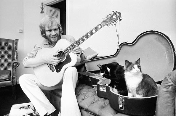 上半身「John Baldry And Cats」:写真・画像(14)[壁紙.com]