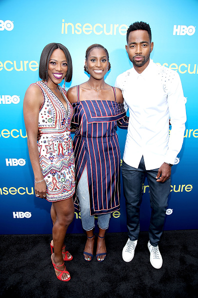"HBO「HBO Celebrates New Season Of ""Insecure"" With Block Party In Inglewood」:写真・画像(11)[壁紙.com]"
