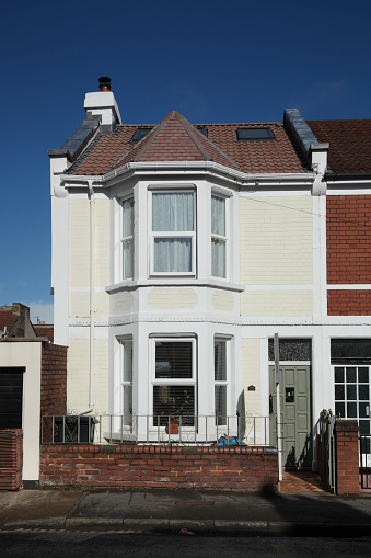 Row House「Victorian end of terrace house, typical of houses found in south Bristol.」:スマホ壁紙(10)